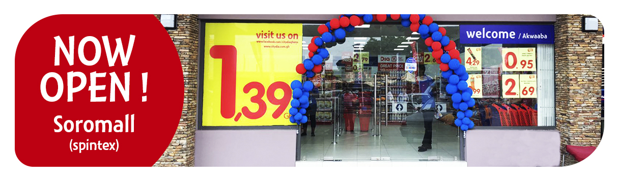 Soromall supermarket