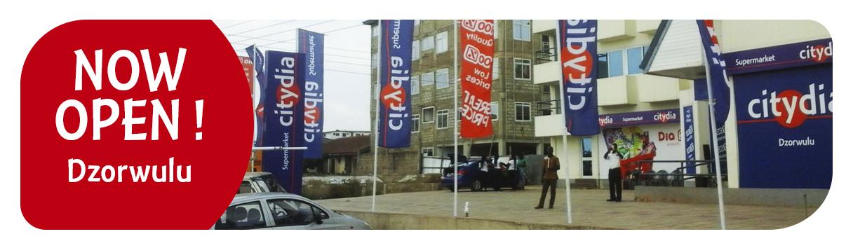 Dzorwulu supermarket